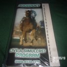 2007 AQUEDUCT WOOD MEMORIAL HORSE RACING POCKET PROGRAM