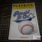 2005 PASSIN IT ON MAINSTAGE THEATER COCONUT GROVE PLAYHOUSE PLAYBILL