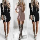 Fashion Women's Casual Loose Long Sleeve Blouse Shirt Tops New Fashion Blouse