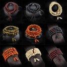 New Fashion Men/Women Infinity Multilayer Beaded Charm Bracelet Handmade Jewelry