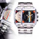 JARAGAR Men's Analog Wrist Watch Automatic Mechanical Gift Collection