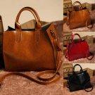 2017 Fashion Women Lady Leather Bag Tote Handbag Purse Messenger Shoulder Bag