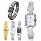Fashion Women Watch Stainless Steel Luxury Bracelet Analog Quartz Wrist Watches