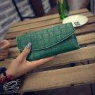 New Lady Women Fashion Leather Clutch Wallet Long Card Holder Case Purse Handbag