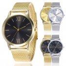 Women Stainless Steel Mesh Watch Analog Quartz Fashion Wrist Watches