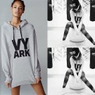 Women Long Sleeve Letter Print Loose Hoodies Top Lady Blouse T-Shirt Tee  S-XL