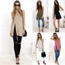 New Fashion Women Vest Top Sleeveless Shirt Blouse Casual Tank Tops T-Shirt