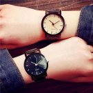 Luxury Casual Men women Watch Analog Stainless Steel Quartz Fashion Wrist Watch