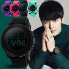 New SKMEI Watch Sport Quartz Wrist Watch Mens Analog Digital Waterproof Military