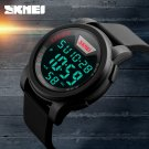 New SKMEI Watch Mens Sport Quartz Analog Digital Waterproof Military Wrist Watch