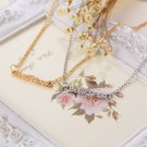 Women Fashion Elegant Best Friend BFF Friendship Pendant Necklace Jewelry