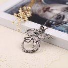 New Cool Game Of Thrones Targaryen Dragon Badge Pendants Chain Necklace  Jewelry
