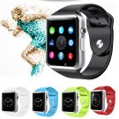 A1 Smart Watch Bluetooth Waterproof GSM SIM Phone Mate For Android iOS Phone