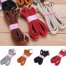 PU Leather Bag Strap Crossbody Replacement Shoulder Handbag Purse Handle Belt