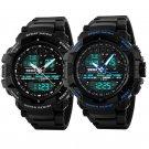Men's Waterproof Watch Outdoors & Sports Multifunction Digital Wristwatches