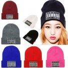 New Fashion Men's Women's Hat Unisex Warm Winter Knit Cap Hip-hop Beanie Hats