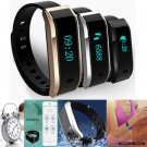 Bluetooth Smart Wrist Watch Sports Bracelet Fitness Tracker for Android iPhone