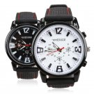 Luxury Men Watches Quartz Stainless Steel Analog Silicone Sport Wrist Watch New