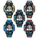 Waterproof Child/Boy's Watch Outdoor Multifunction kid Sports Electronic Watches