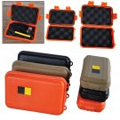 L/S Outdoor Waterproof Shockproof Airtight Survival Case  Storage Carry Box