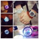 Ladies Womens LED Backlight Quartz Wrist Watches Sport Watch Waterproof