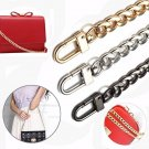 Metal Purse Chain Strap Handle Shoulder Crossbody Bag Handbag Replacement 125cm