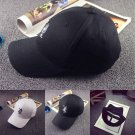 Unisex Peaked Hat HipHop Curved Sun Baseball Cap Adjustable Street Hat Women Men