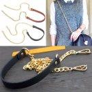 Chain & Purse Leather Shoulder Crossbody Handle/Handbag/Bag Strap Replacement