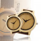 Wood Wristwatch Bamboo Watch Bracelet Bangle Quartz Watches Lover's Gift