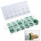 270x Rubber Metric Nitrile O Ring Assortment Set Kit For Hydraulic Pumps w/ Case