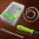 32in1 Torx Precision Screwdriver Set For Mobile Phone Laptop PC Repair Tool Kit