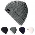 Men Women Winter Baggy Warm Crochet Wool Knit Ski Beanie Skull Slouchy Caps Hat