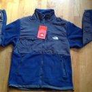 The Northface Men's Denali  Fleece Jacket  Bllue/ Gray Size Large Brand New