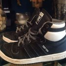 Adidas Youth Top Tens Size 1.5  Black/ White Model 110944754