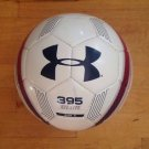 Under Armour  395 BLUR Size 5 Soccer Ball Inflate 8-10 psi white/blue/red
