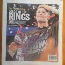 New England Patriots Boston Globe Collector's Edition  Lord Of Rings 2-7-2017