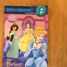 Step into Reading: The Perfect Dress by RH Disney Staff (2009, Paperback)