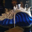 Air Foamposite One Sports Royal / Game Royal - WLF Gray Model 314996 401