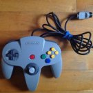 Nintendo N64 Gray CONTROLLER Model NUS-005  Nintendo 64 Console Game System