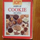 101+ Hurry - Up Cookie Recipes Publications International LTD 1992  Paperback