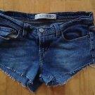 Express Girls Jean Short Shorts Size 4
