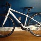 Specialized 2014 Women's Vita Size Small/40CM Road Bike 8/9 Speed White/Silver