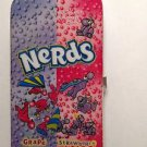 Nerds Candy Wallet / Card Organizer/ Coin Purse  7 X 4 Patent Leather