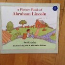 A Picture Book of Abraham Lincoln by David A. Adler 1989