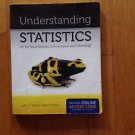 Understanding Statistics for the Social Sciences, Criminal Justice, and Criminol