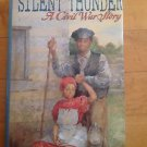 Silent Thunder by Andrea Davis Pinkney A Civil War Story 1999 Hardcover