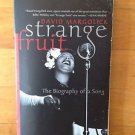 Strange Fruit by David Margolick The Biography of a Song 2001Eco Press Paperback