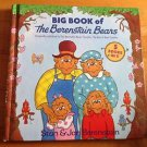 Big Book of the Berenstain Bears: Five Books in One! by Stan Berenstain Hardcove