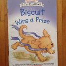 Biscuit Wins a Prize by Alyssa Satin Capucilli Scholastic 2004 Paperback