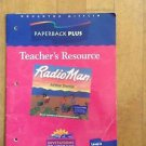 Radio Man  by Arthur Dorros  Teachers Resource Paperback Plus Houghton Mifflin